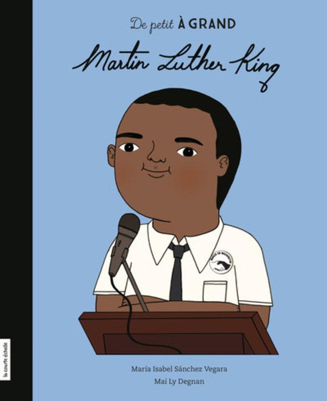 Martin Luther King -  Maria Isabel Sánchez Vegara