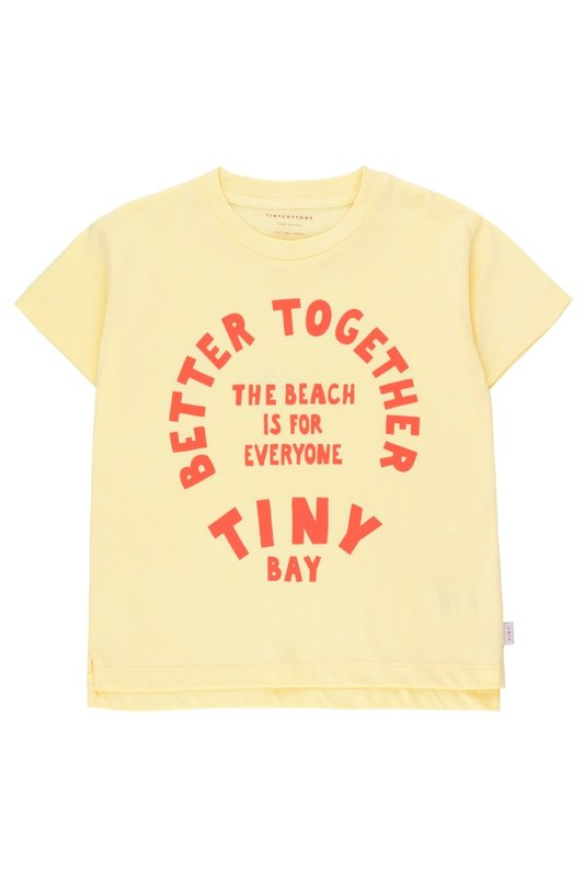Tiny Cottons Tiny Cottons - Better together graphic tee