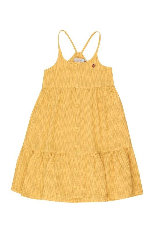 Tiny Cottons Tiny Cottons - Waves straps dress