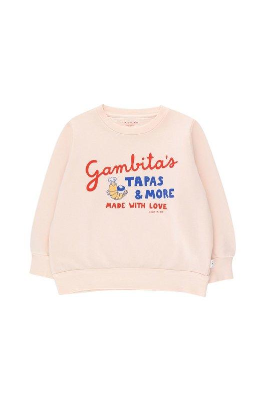 Tiny Cottons Tiny Cottons - Sweatshirt gambitas