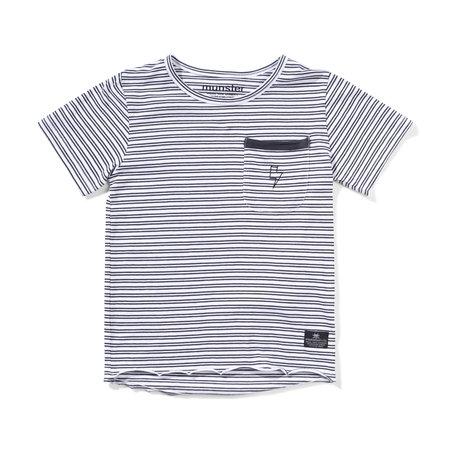 Munsterkids Munsterkids - Droplines Tshirt