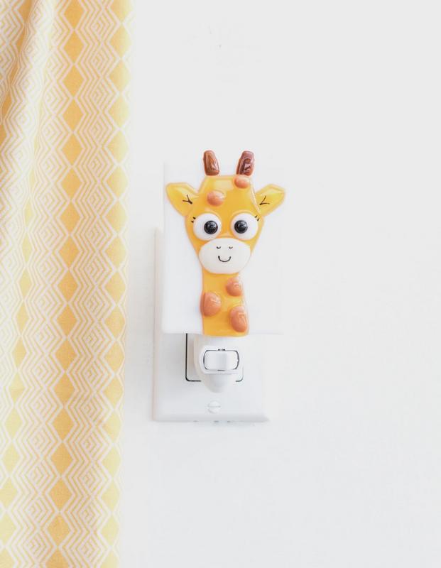 Veille sur Toi Veille sur toi - Giraffe Night Light