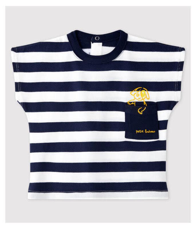 Petit bateau Petit Bateau - Tee-shirt manches courtes