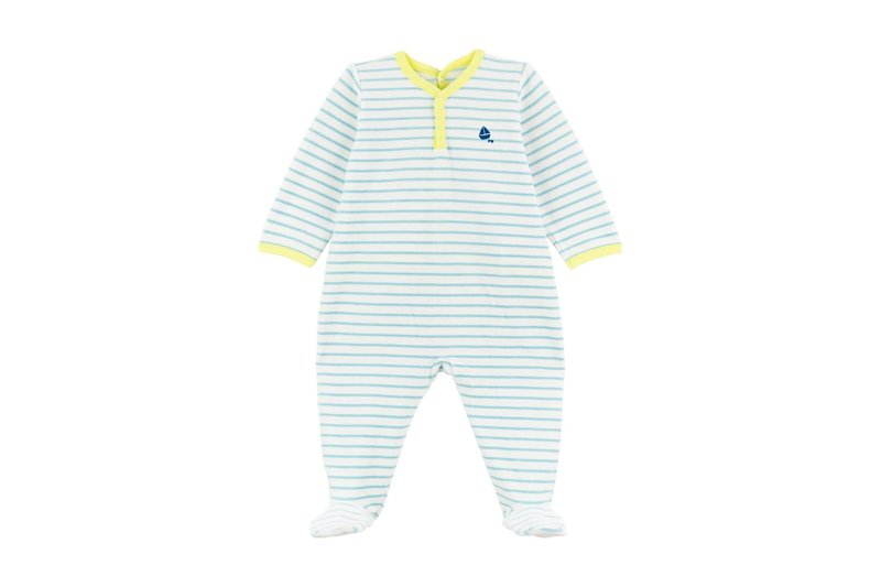 Petit bateau Petit Bateau - Dors bien pyjama velour