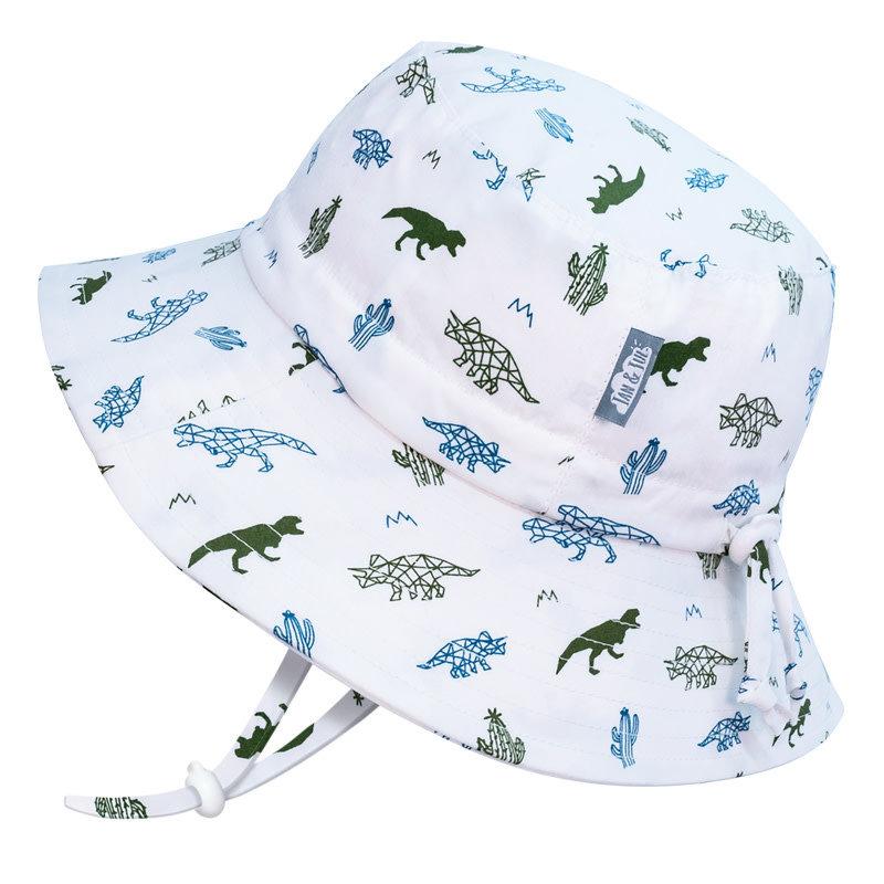 Jan and Jul -  Cotton Bucket Hat
