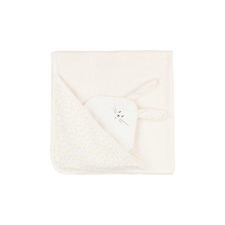 Petit bateau Petit Bateau - Babies' Square Bath Towel and Comforter Set