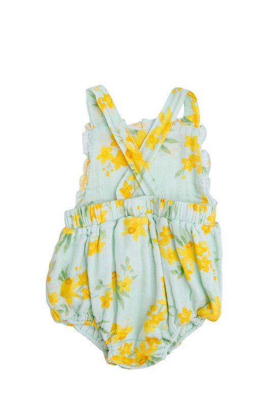Angel Dear - Daffodils ruffle bubble