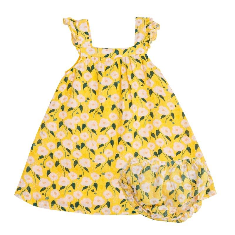 Angel Dear - Sundress + diaper cover