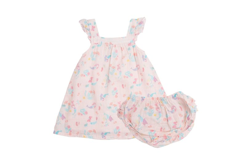 Angel Dear - Sundress + diaper cover