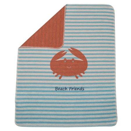 David Fussenegger - Juwel Crabs stripes Blanket