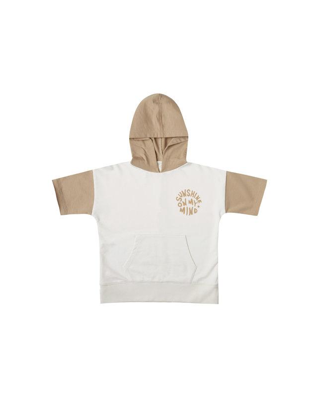 Rylee & Cru - Short Sleeve Hoodie