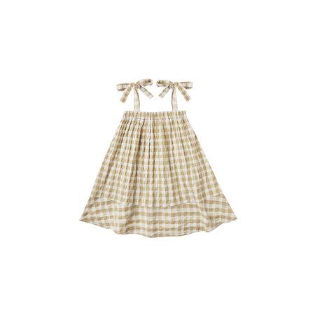 Rylee & Cru - Shoulder Tie Dress