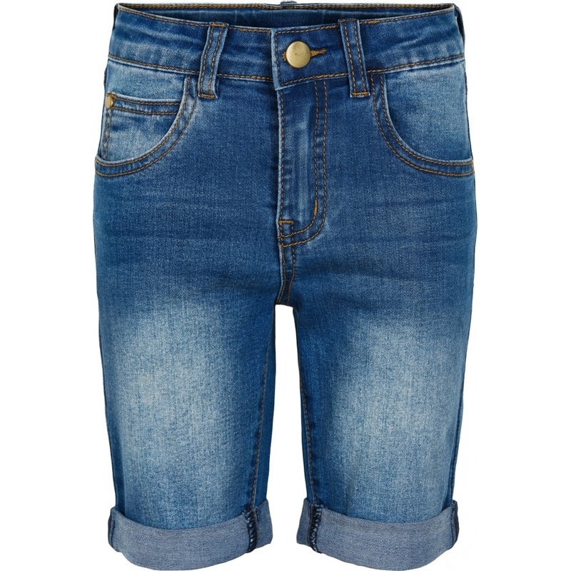 The New The New - SLIM DENIM SHORTS