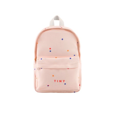 Tiny Cottons Tiny Cottons - Backpack ice cream dots