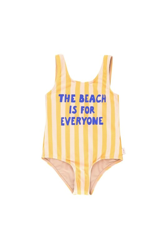 Tiny Cottons Tiny Cottons - The beach is everyone swimsuit