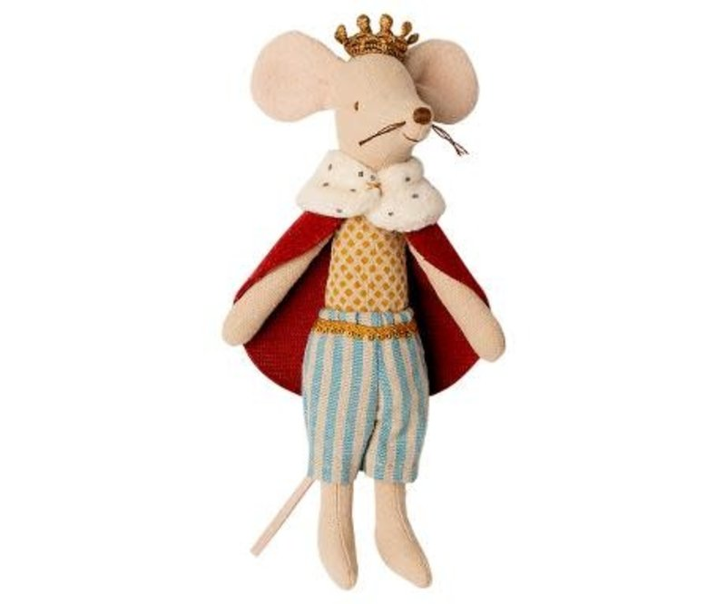 Maileg - King mouse, Dad