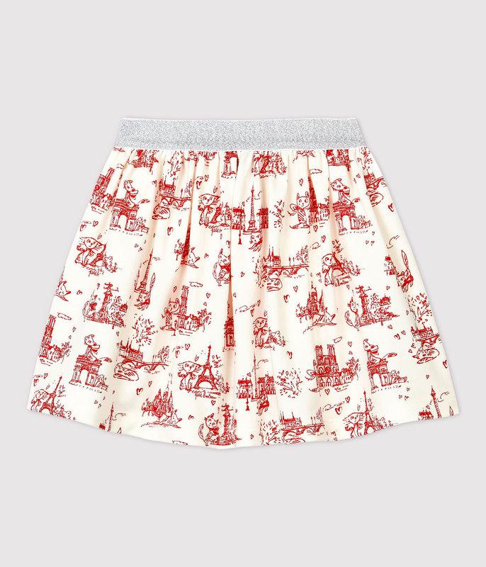 Petit bateau Petit Bateau - Fleece Skirt