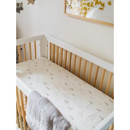 Pehr - Drap contour organique pour lit de bébé