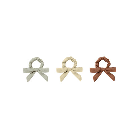 Rylee & Cru - Little bow scrunchies set