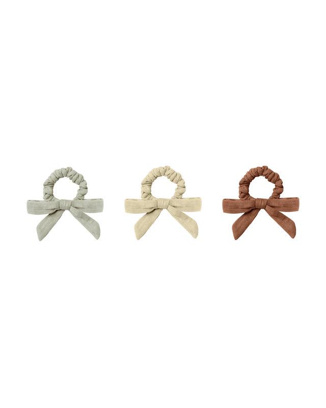 Rylee & Cru - Little bow scrunchies set