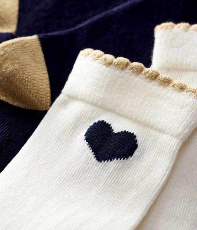 Petit bateau Petit Bateau - Girls' Socks - 2-Pack