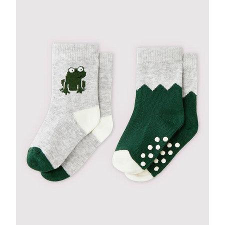 Petit bateau Petit Bateau - Patterned Socks 2-Pack