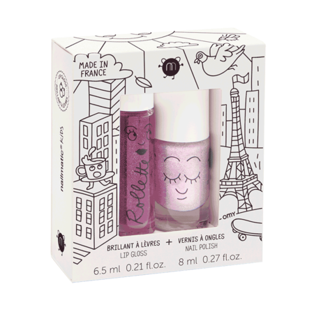 Nailmatic Nailmatic - Coffret duo Gloss + Vernis