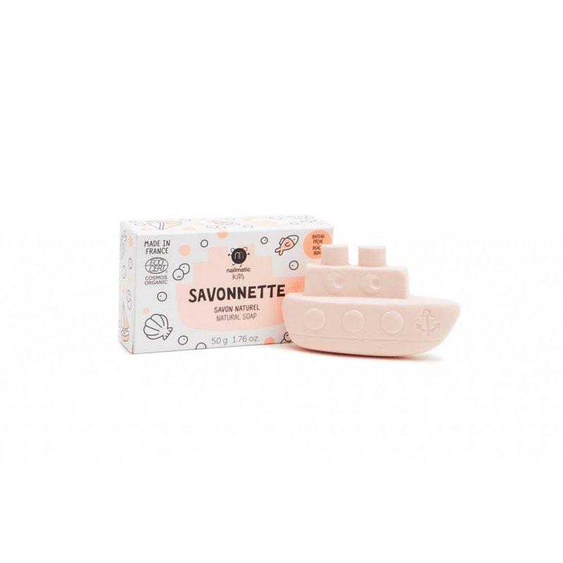 Nailmatic Nailmatic - Organic kids boat-shaped soap