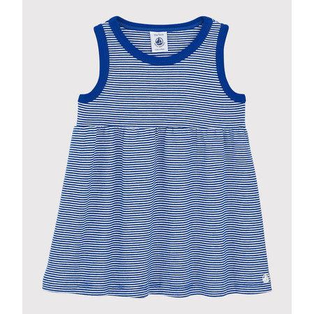 Petit bateau Petit Bateau - Stripy Ribbed Dress