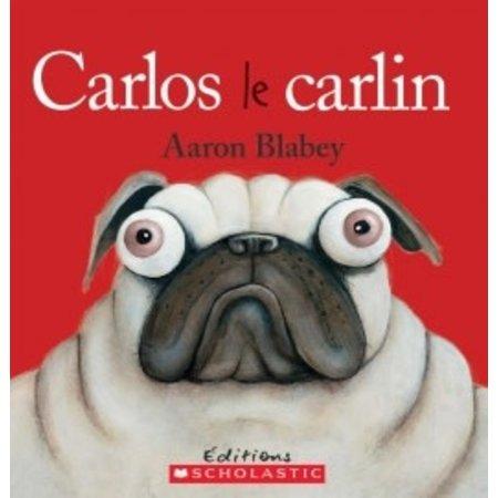 Scholastic Carlos le Carlin