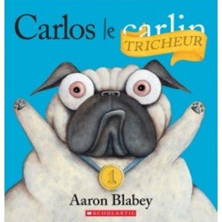 Scholastic Carlos le tricheur