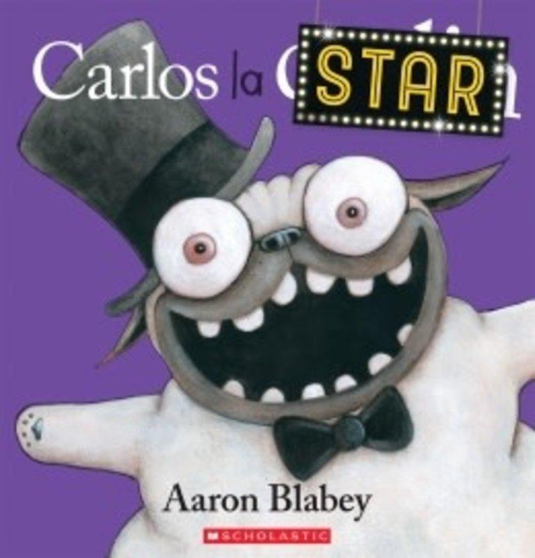 Scholastic Carlos la star