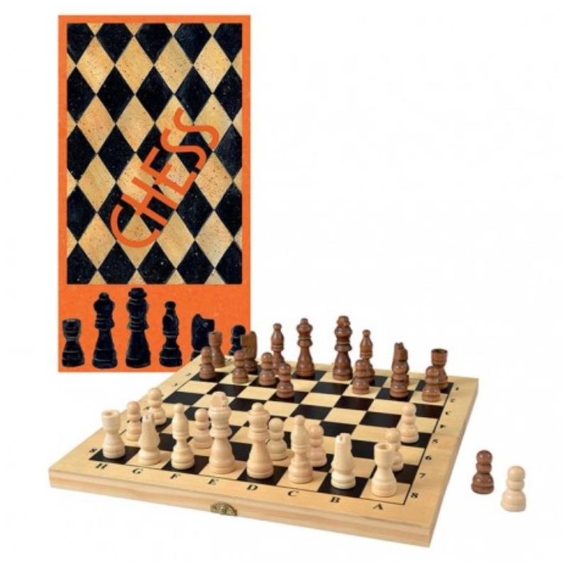 Egmont Egmont - Wooden Chess Game