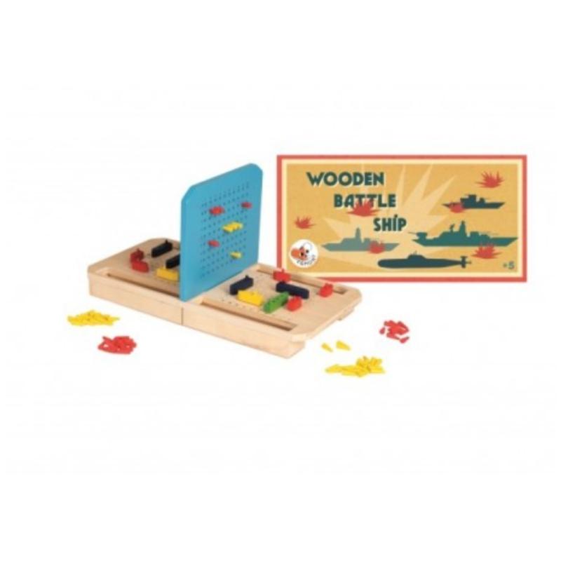 Egmont Egmont - Bataille navale en bois