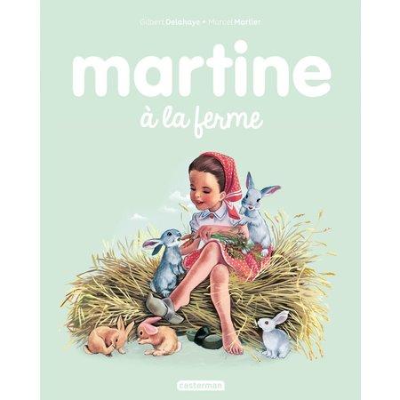 Martine - À la ferme