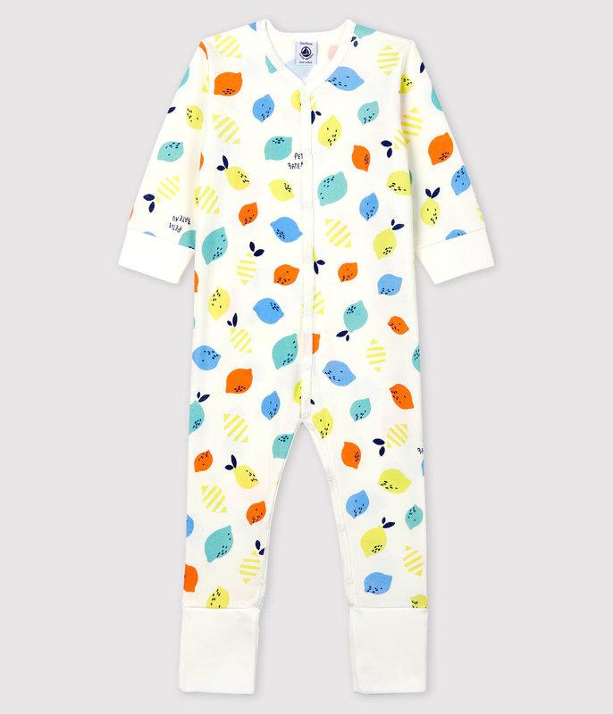 Petit bateau Petit Bateau - Pyjama dors bien sans pieds