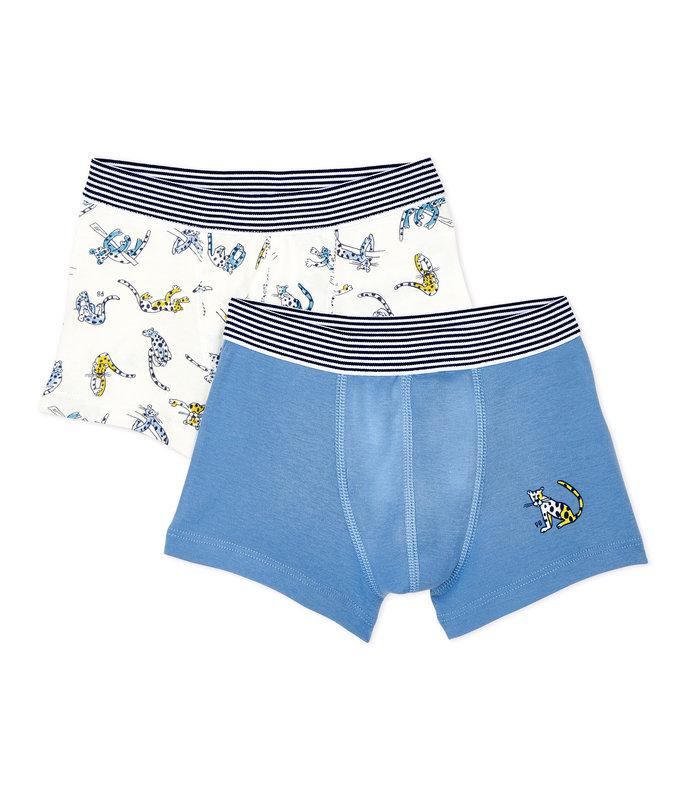 Petit bateau Petit bateau - Boxer Shorts - 2-Piece Set