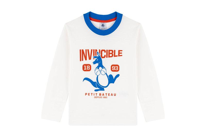 Petit bateau Petit bateau - Long-Sleeved T-Shirt