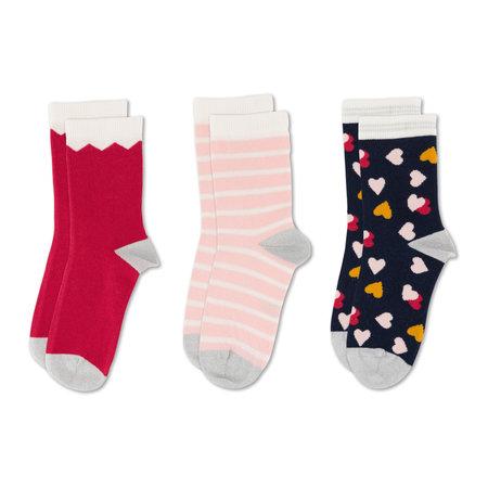 Petit bateau Petit Bateau - Pack of 3 pairs of socks