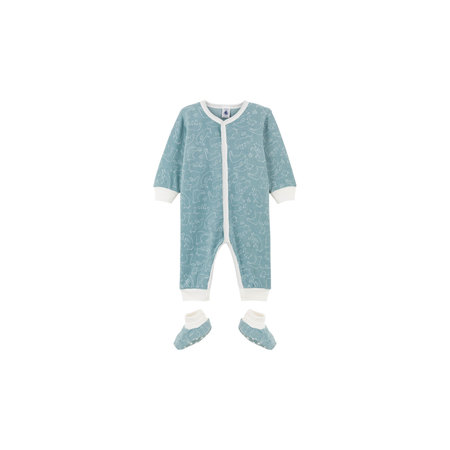 Petit bateau Petit Bateau - Pyjama + Chaussons
