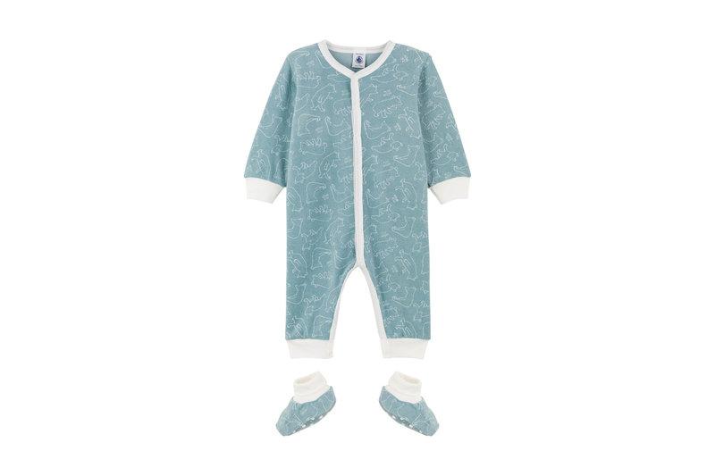 Petit bateau Petit Bateau - Pyjama Long