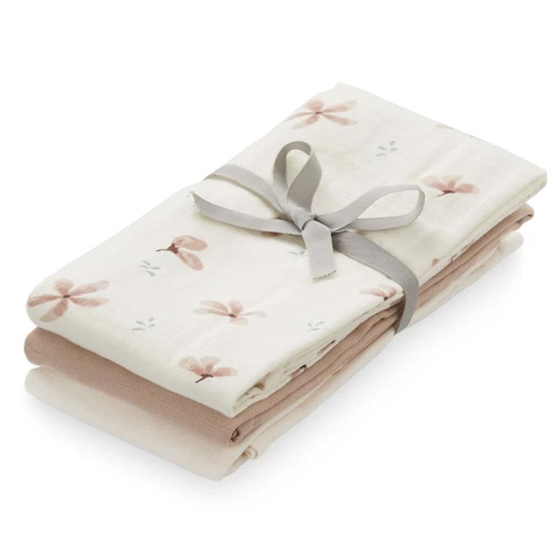 CamCam Cam Cam - Muslin Cloth, 3-pack