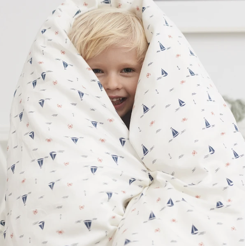 CamCam Cam Cam - Duvet & Pillow + Duvet Cover & Pillowcase Set