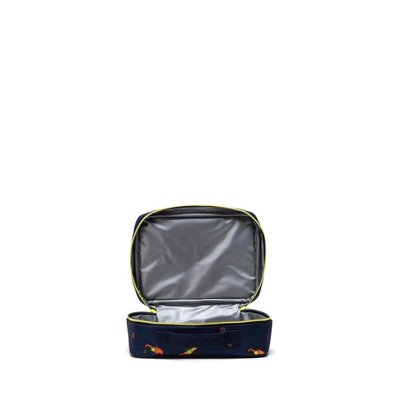 Herschel - Pop Quiz Lunch Box