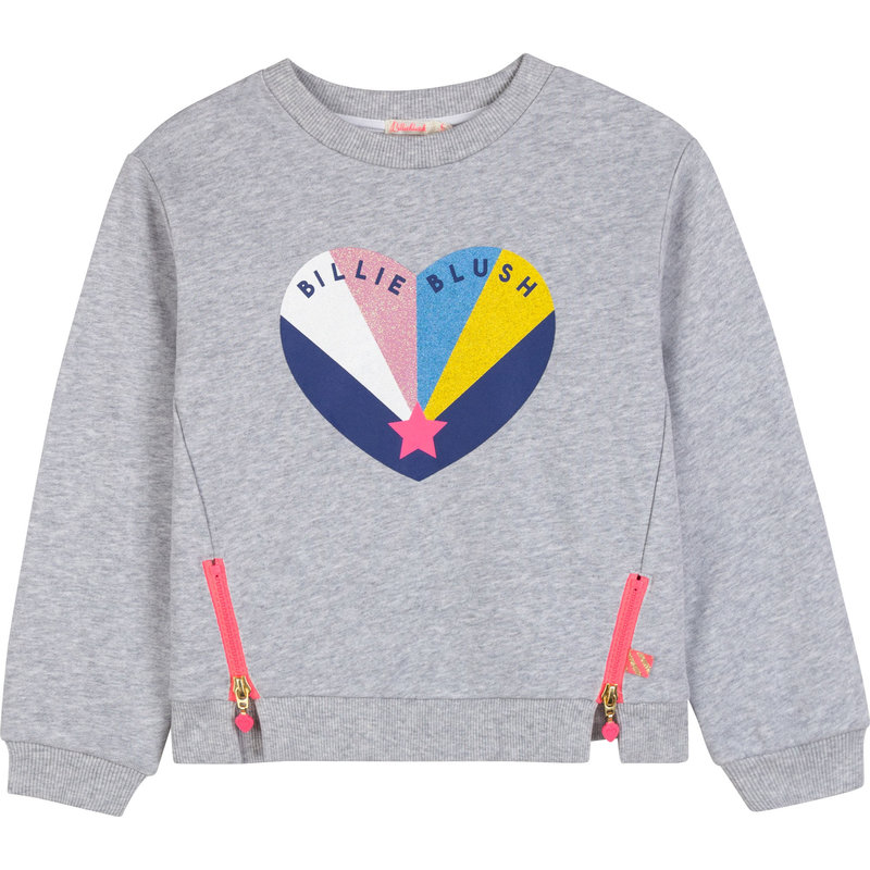 BIllieblush Billieblush - French Terry Sweater