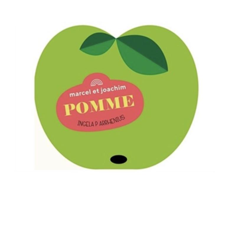 Livre - Pomme ma petite épicerie