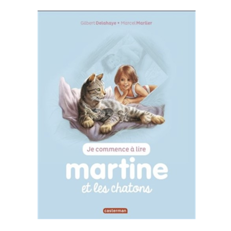 Martine - Et Chatons