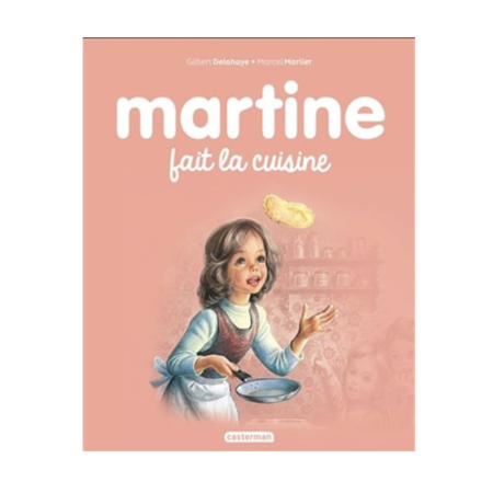 Martine Fait la Cuisine - Delahaye
