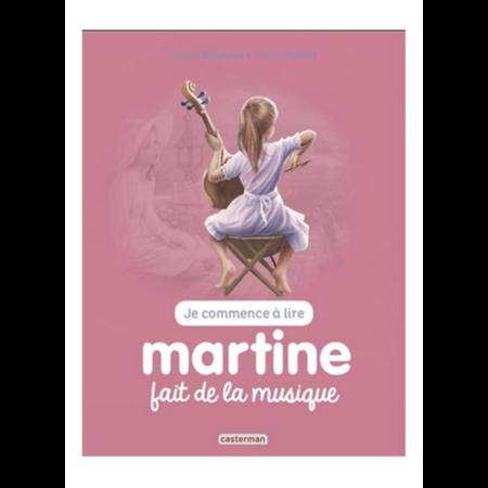Martine - Fait de la musique