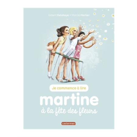 Martine - Fête des fleurs